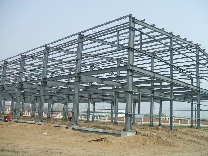衡水钢结构厂房工程