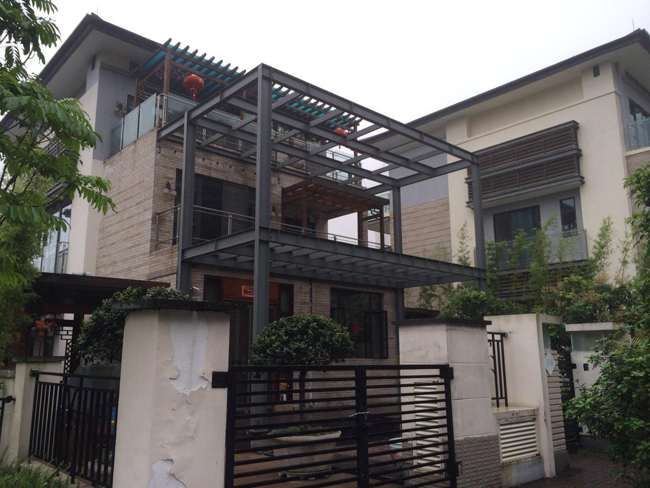 钢结构别墅材料、性能介绍