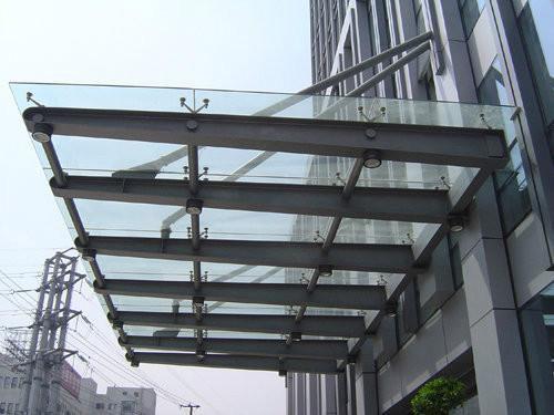 衡水同创钢结构雨棚