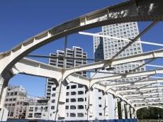 钢结构框架展示