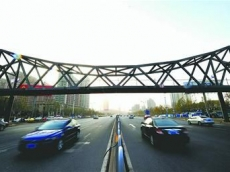 钢结构过街天桥