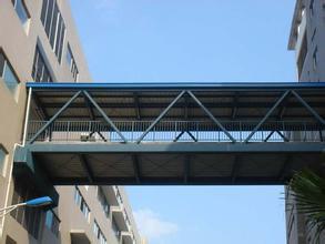 钢结构过街天的兴起和优势