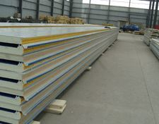 同创彩钢复合板TC-08574展示