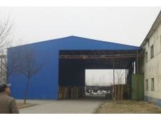 衡水新东方化工钢结构仓库案例